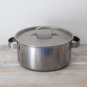 鍋+蓋 φ 25cm H 12cm