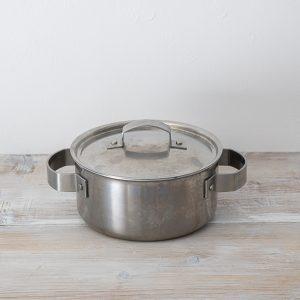 鍋+蓋 φ19cm H8cm