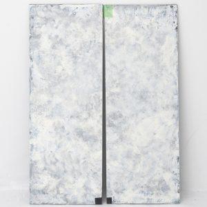 白×グレー80cm×60cm