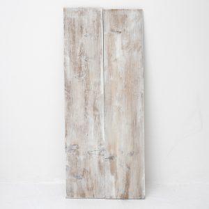 白塗り113cm×47cm
