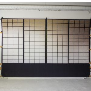 3×2.5m 障子の背景